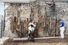 Coloco | Paysagistes / Urbanistes / Jardiniers | Invitation à l'œuvre Jardin d'Adélaïde