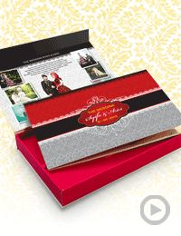 Undangan hardcover + box