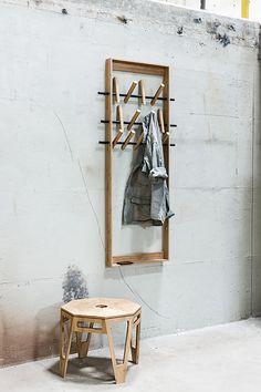 Porte-manteau - We Do Wood - Visuel 3