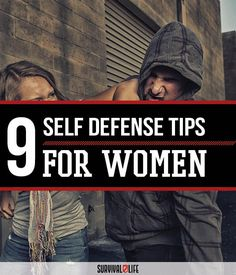Survival Tips: Self Defense for Women | How To Prevent An Attack, Self Defense And Moves If You're Attack by Survival Life at http://survivallife.com/2015/12/16/survival-tips-self-defense-for-women/