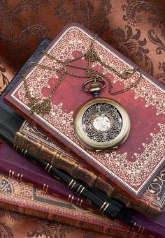 The pocket watch and the stories that followed. We almost lived a fairytale life... until the very end. I never got my happily ever after.