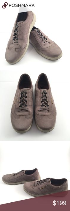 Mephisto Hike Perf Oxford Nubuck Leather Size 10 Internationally known for their outstanding craftsmanship and lasting comfort, MEPHISTO footwear makes tired feet a thing of the past. Our revolutionary SOFT-AIR TECHNOLOGY is the innovation behind this exceptional comfort. These are still sold on Mephisto's website for $235.00 so don't miss out on a great deal here! Save $35 on theseMephisto Men's Hike Perf Oxford Birch Nubuck 886 Leather shoes. Mephisto Shoes Sneakers