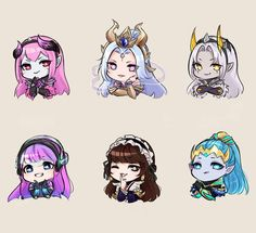 Mobile Legend Wallpaper, Mobile Legends, Bang Bang, League Of Legends, True Colors, All Art, Selena, My Best Friend, Chibi