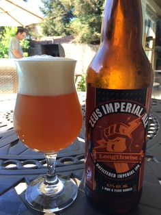 Lengthwise Brewing 'Zeus' Imperial IPA