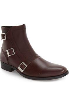 Calvin Klein 'Stark' Zip Boot (Men) available at