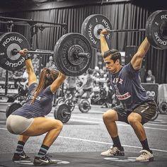 @laurenfisher @garretmfisher #couple#crossfit#crossfitgames#crossfitter#crossfitbrasil#crossfitgirl#crossfitaddict#crossfitlove#crossfitmotivation#fitness#fitnessaddict#girls#motivation#girl#fitnessmodel#bodybuilding#gymlife#gymtime