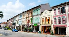 Singapore : Shophouse
