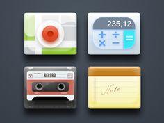Summer App Icon #app #icon