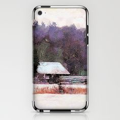 The Cabin iPhone & iPod Skin