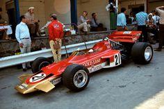 1970 GP Belgii (Lotus 72 - Ford)