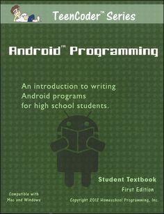 TeenCoder: Android Programming Textbook Kit