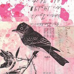one of my favorite collage artists! #collage #art @Randel Plowman