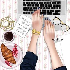 New fashion ilustration art drawing paintings ideas Foto Fashion, Fashion Art, Trendy Fashion, Girl Fashion, Art And Illustration, Girly M, Arte Pop, Coffee Art, Cute Wallpapers