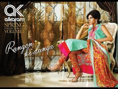 Alkaram Summer Lawn 2016 17 Collection Catalog Dresses