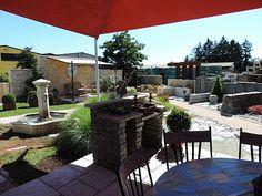 Sonnensegel Patio, Outdoor Decor, Home Decor, Sun Sails, Homemade Home Decor, Yard, Porch, Terrace, Interior Design
