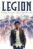 Brandon Sanderson: Legion    I was slightly hesitant to read this one at first, but when I ended up listening to the audio book, I was stunned. It is a fabulous book, with scintillating characters, drama, and depth of emotion.