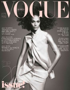 Vogue Korea March 2013, 1 of 5 covers for the 200th issue