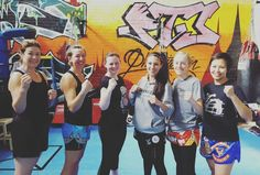 Australia's first string Yolanda Schmidt shares her understanding of muay thai for ladies as today's most popular workout.