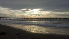 Ocean beach♡jamie williams
