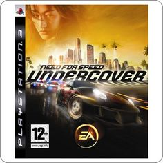 PS3 Need For Speed Undercover R$79.90