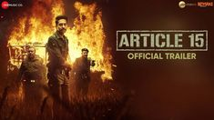 Ayushmann Khurrana starr Crime thriller movie Article 15 release in theater on 28 June The movies based on true … Pixar Movies, Funny Movies, It Movie Cast, Film Movie, The Selection Series Movie, Robin Williams Movies, Latest Bollywood Movies, Bollywood News, Halloween Movies List