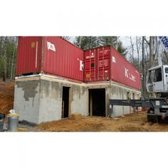 NC BOX SHIPPING CONTAINER RESIDENCE