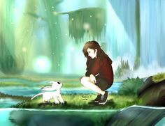 Ori And The Blind Forest fan art by pizzcat on @DeviantArt