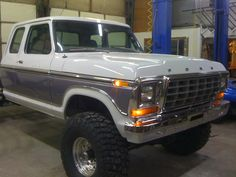 79 SuperCab almost done - Ford Truck Enthusiasts Forums Big Ford Trucks, 1979 Ford Truck, Chevy Diesel Trucks, Classic Ford Trucks, Old Pickup Trucks, 4x4 Trucks, Lifted Trucks, Ford 4x4, Ford Bronco