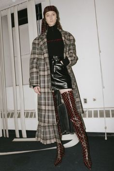 MISBHV Ready to wear Fall Winter 2017 New York