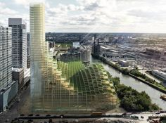 Wooden Skyscrapers: A New Level of Sustainability?