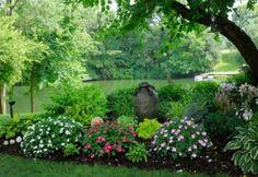 Shade Garden Plants, Perennial Flowers, Plants For Shade Garden
