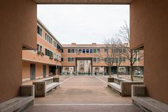 complesso residenziale a Sacca Fisola, Venezia, Pastor Architetti Associati