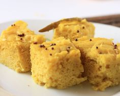 easy microwave dhokla recipe -to try