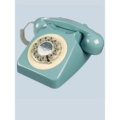 Classic 746 Phone French Blue