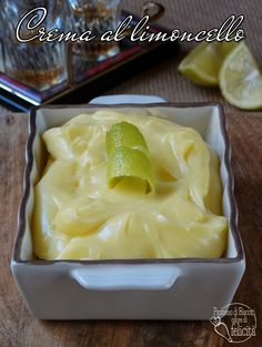 LEMONCELLO CREAM To fill cakes and puffs! Best Picture For mary berry pudding recipes For Your Taste You are looking for something, and it is going to tell yo Steamed Pudding Recipe, Jello Pudding Recipes, Cake Recipes, Dessert Recipes, Fancy Desserts, Italian Desserts, Summer Desserts, Italian Recipes, Limoncello