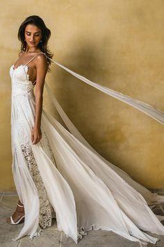 Ez a leggyönyörűbb menyasszonyi ruha a Pinterest-felhasználók szerint