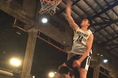 Watch Kobe Paras Dunks in Staples Center in Los Angeles