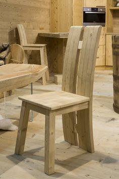 Challenge Your Craft Skills. Visit Us For More Wooden Chair Inspirations Dinning Chairs, Dining Furniture, Pallet Furniture, Wooden Dining Table Designs, Wooden Dining Tables, Wood Chair Design, Furniture Design, Wooden Sofa, Wooden Chairs