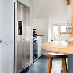 Shopping for new appliances? Read our bottom-line fridge facts. | Photo: Colin Poole/Epic Images | thisoldhouse.com