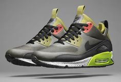 Ho13 NSW Sneakerboot AM90 3QF V2 23068 Nike Air Max 90 SneakerBoot