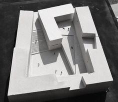 Proposal for the Atacama Regional Museum / David Rodriguez Arquitectos + Combeau & De Iruarrizaga Architects
