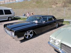1967 Lincoln Continental by Skitmeister, via Flickr