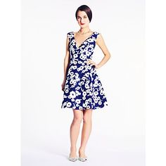 picnic floral martin dress...love this!