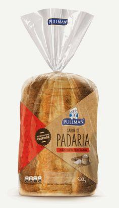 Sabor de Padaria: Nova Linha da Pullman - pão italiano