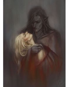 This reminds me of Aelin and Rowan from Heir of Fire♕ ♚