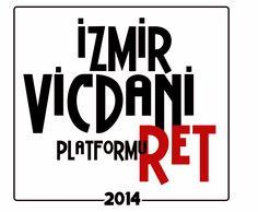2014, İzmir Vicdani Ret Platformu logosu