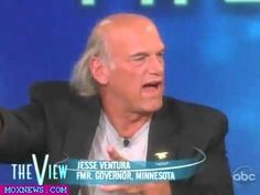 ▶ Jesse Ventura on The View - Kennedy assassination, Vietnam, 911 - false flag operations and the military industrial complex