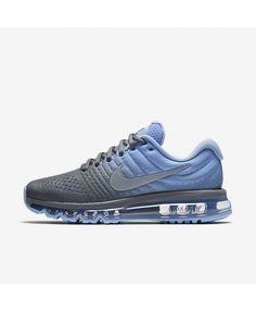 Nike Air Max 2017 Trainers In Dust Aluminum Link Grey Air Max 90 8078b67a2