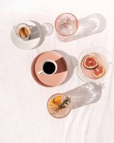 That time of the week when you dont know if you need more coffee or more cocktails Aesthetic Food, Pink Aesthetic, Flat Lay Photography, Food Photography, Coffee Photography, Coffee Jitters, Latte, Prop Styling, Drawing Tips