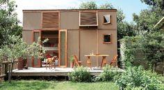 Manželé Wolfovi se oba živí jako architekti a je to znát i na jejich bydlení…